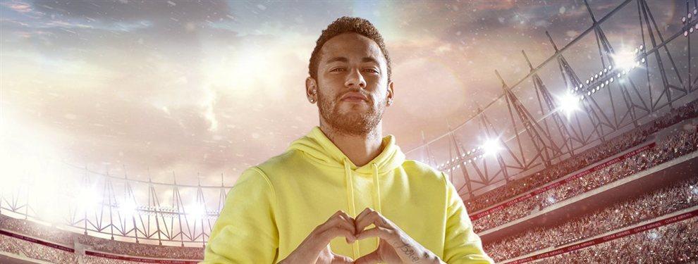 Neymar pide a este amigo suyo para unirse al Barça ¡Y es gratis!