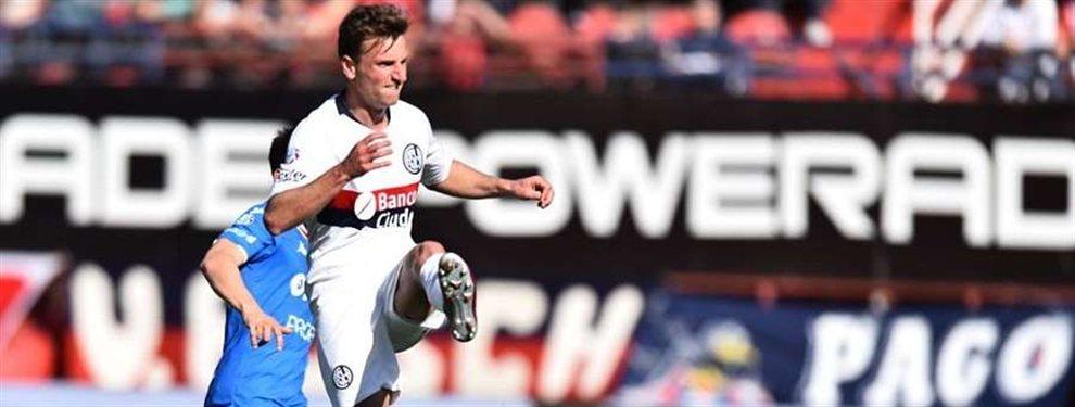 San Lorenzo cuenta con varios futbolistas lesionados y el último en sumarse a la lista fue Bruno Pittón