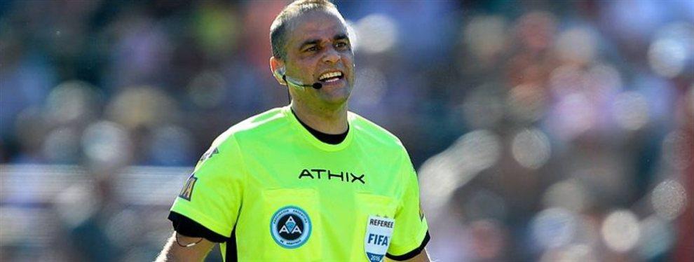 Se conocieron los árbitros de la sexta fecha de la Superliga y Diego Abal es el designado para dirigir el debut de Diego Maradona en Gimnasia.