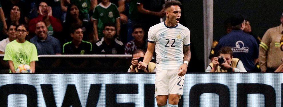 La Selección Argentina de Lionel Scaloni finalizó la gira por los Estados Unidos con un amistoso ante México.