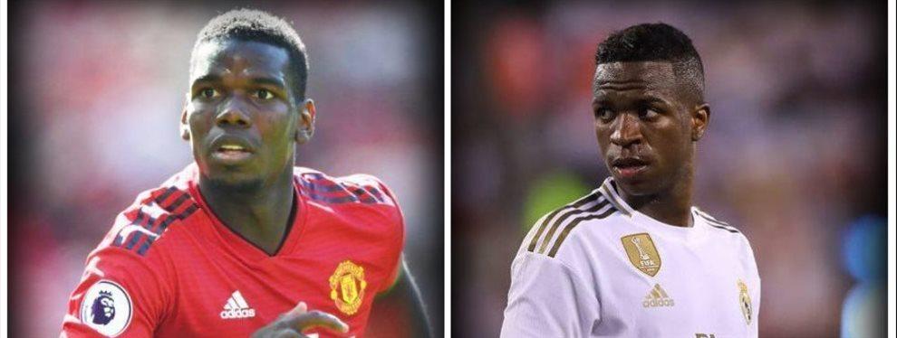 El Real Madrid podría incluir a Toni Kroos en su oferta por Paul Pogba, lo que el Manchester United vería muy bien