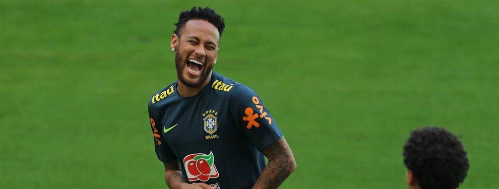 El Barça se habría fijado en Dani Olmo como alternativa a Neymar Junior, lo que no gusta a Messi