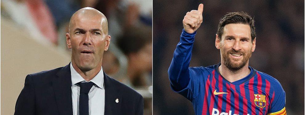 El Inter de Miami de David Beckham quiere reunir a Leo Messi y Zinedine Zidane en el mismo equipo