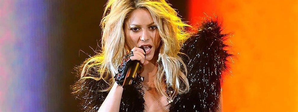 Pillada épica a Shakira y Gerard Piqué ¡Vaya pintas!: La pareja fue vista en plena calle y las pintas de la cantante colombiana llama la atención