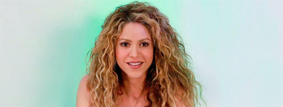 Shakira fue noticia por una vieja foto de más de una década en la que aparecía casi sin ropa