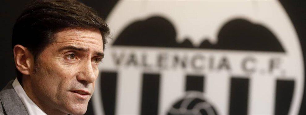 Marcelino Toral fue despedido de su cargo como entrenador del Valencia por conflictos con el dueño Peter Lim.