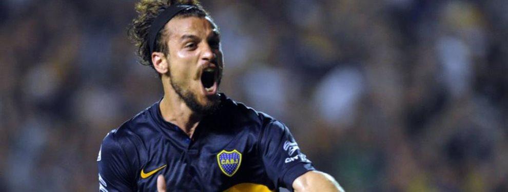 Gimnasia de La Plata puede incorporar a un futbolista por la lesión de un juvenil y surgió el nombre de Daniel Osvaldo.