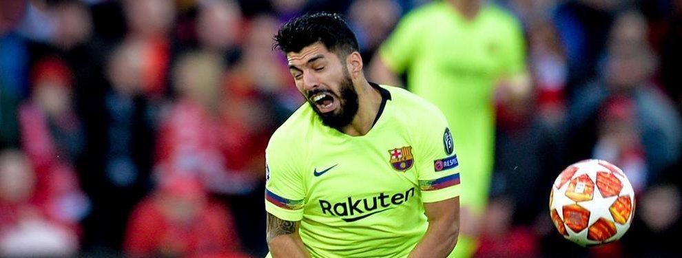 EN INVIERNO: El Barça tiene al sustituto de Súarez ¡amigo de Leo Messi!: Llegará en invierno y está rindiendo a un gran nivel en su club, campeón de Europa