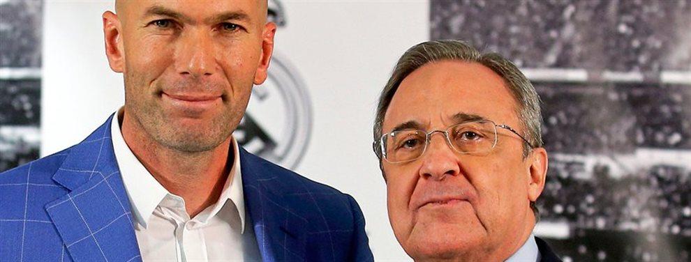 El Real Madrid sigue trabajando incansablemente para reforzar la plantilla de cara a invierno