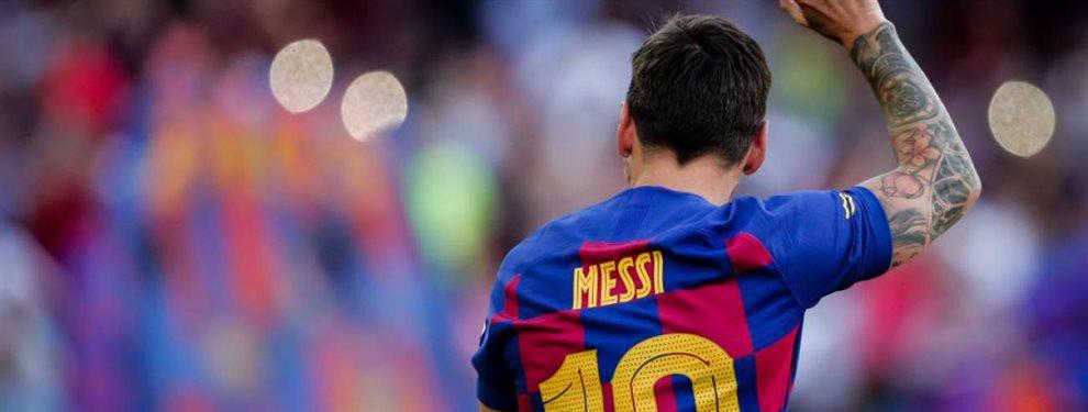 La lesión de Leo Messi tiene un 'top secret' detrás de todo: su edad, que no perdona