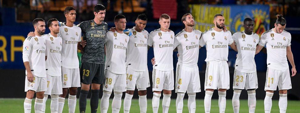 Eden Hazard jugará pegado en banda izquierda, dejando a Vinicius Junior y Bale peleando por un puesto