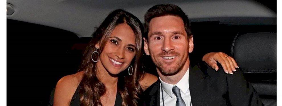 Leo Messi está muy enfadado con el Barça, y así lo afirmó tanto él como su mujer, Antonella Roccuzzo