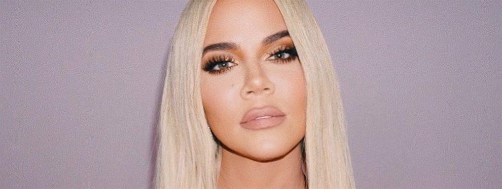 ¡Vaya cambio! Khloe Kardashian los tiene más grandes que Kim Kardashian: La foto de la prueba y Kylie Jenner aplaude esta transformación