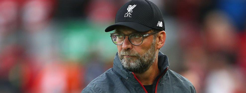 El Liverpool de Jürgen Klopp se ha colado en la puja por llevarse a Fabián Ruiz y robárselo a Barça y Real Madrid