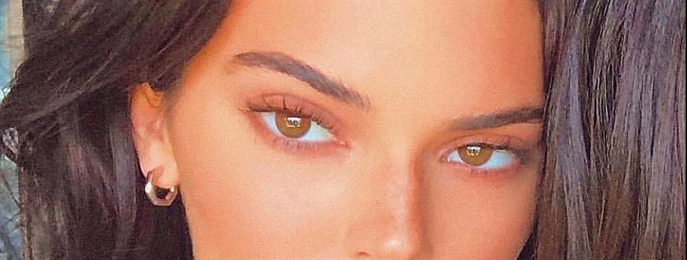 Kendall Jenner vuelve a ser noticia y no por su trabajo si no por sus despistes cuando sale de casa