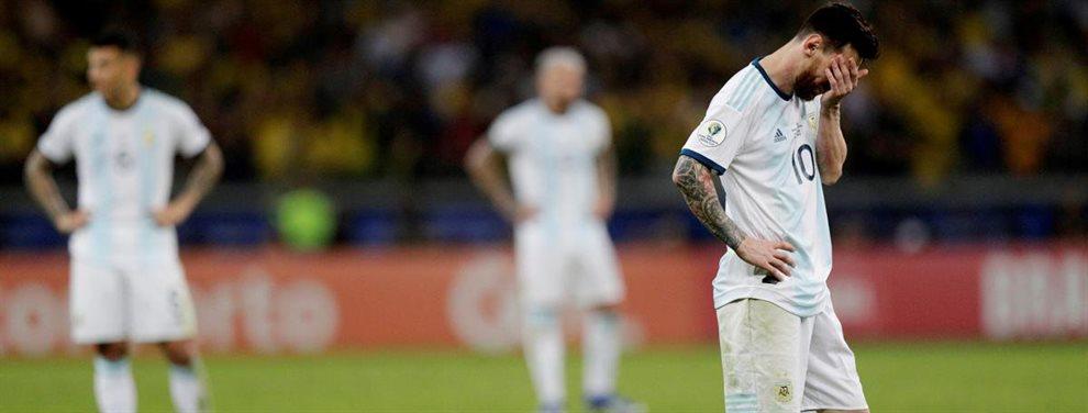 ¡SE VA! El Barça destruido: Leo Messi ya tiene fecha de caducidad. Buscará un retiro dorado para disputar la próxima Copa del Mundo de Qatar 2022