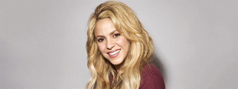 Una foto de Shakira salió a la luz, en la que posaba con hasta cuatro Grammys en sus manos