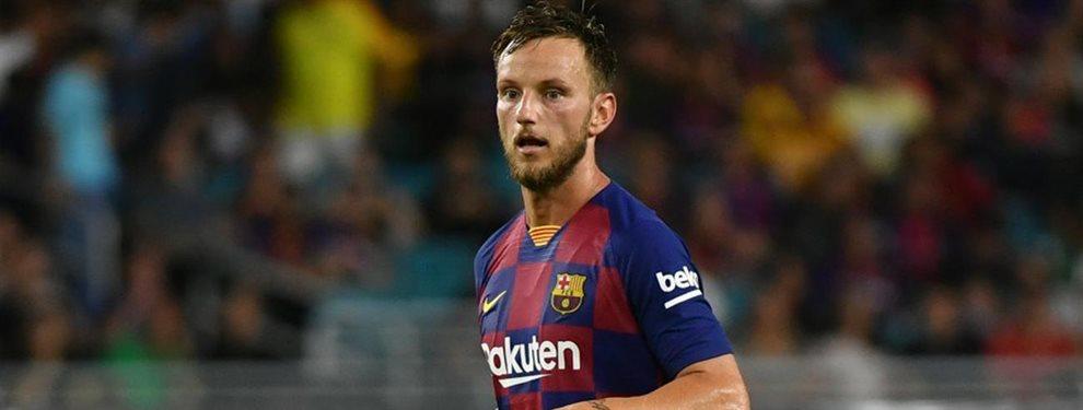 El Borussia Dortmund pide 120 millones más Ivan Rakitic al Barça por Jadon Sancho