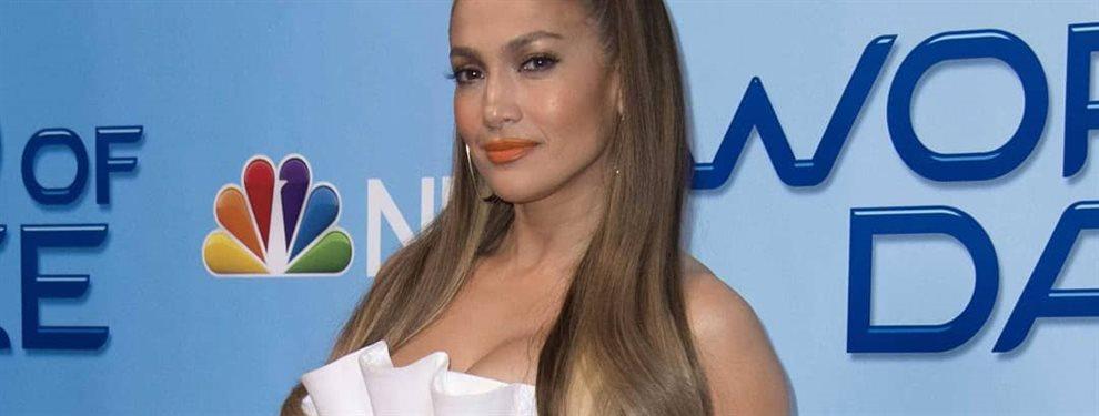 ¡Locura! Jennifer López las deja libres y no lleva nada ¡Se le escaparon!. ¡Muy bestia! La foto que va a volver loco Instagram de la reina del Bronx