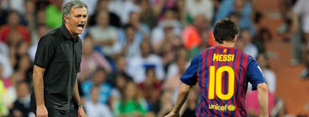 José Mourinho, quien se encuentra atravesando un momento sabático, se refirió a Lionel Messi.