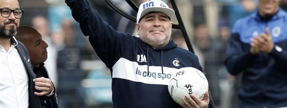 Con el debut de Diego Armando Maradona en Gimnasia, así se jugará la sexta fecha de la Superliga.
