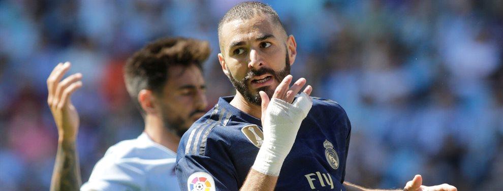 En el Real Madrid últimamente se ha cuestionado principalmente a los jugadores que son parte de la generación histórica