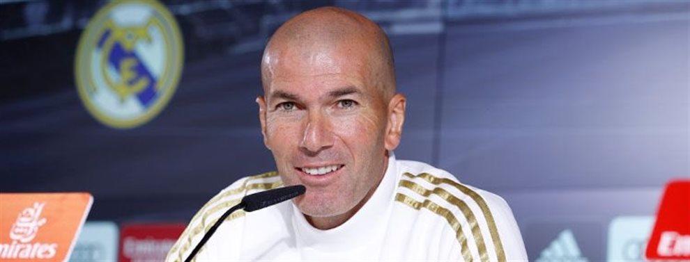 """""""Él es el futuro del Real Madrid"""" Zidane sentencia en rueda de prensa:El entrenador zanja la polémica abierta"""