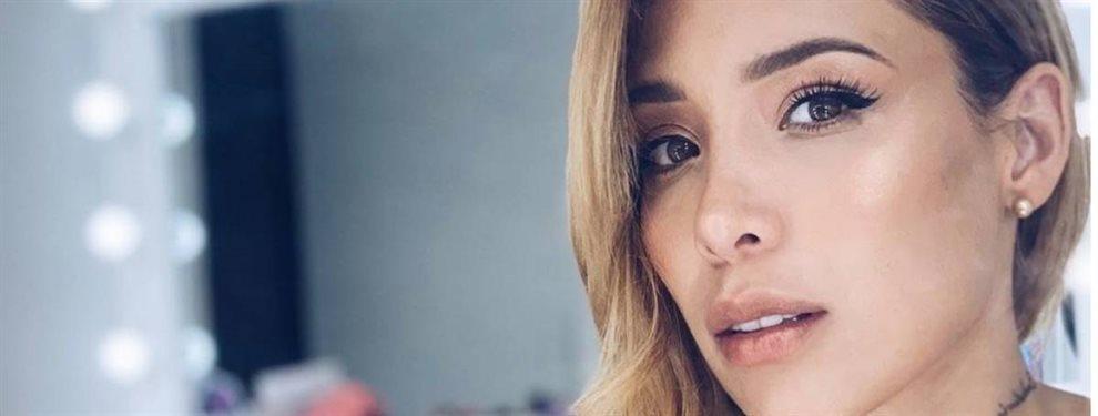 Luisa Fernanda W es considerada la 'J. Lo' colombiana y causa estragos en las redes al aparecer en la siguiente fotografía.