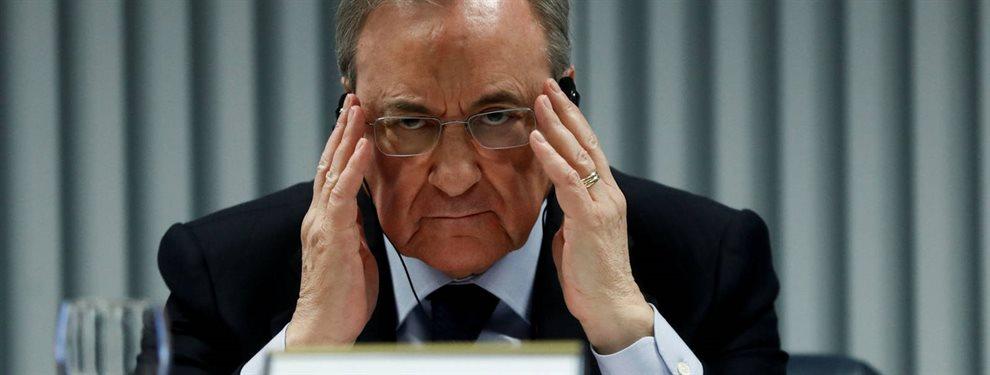 El Real Madrid - Levante dejó una sensación agridulce para el madridismo y Florentino Pérez.