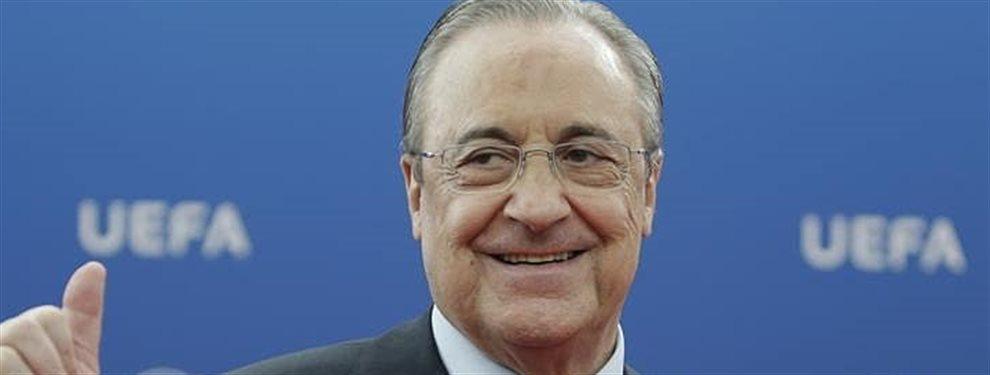 ¡Lo ha vuelto a hacer! Florentino Pérez ya tiene nuevo a la vista:Con lo que ha pasado va a haber lío y de los gordos
