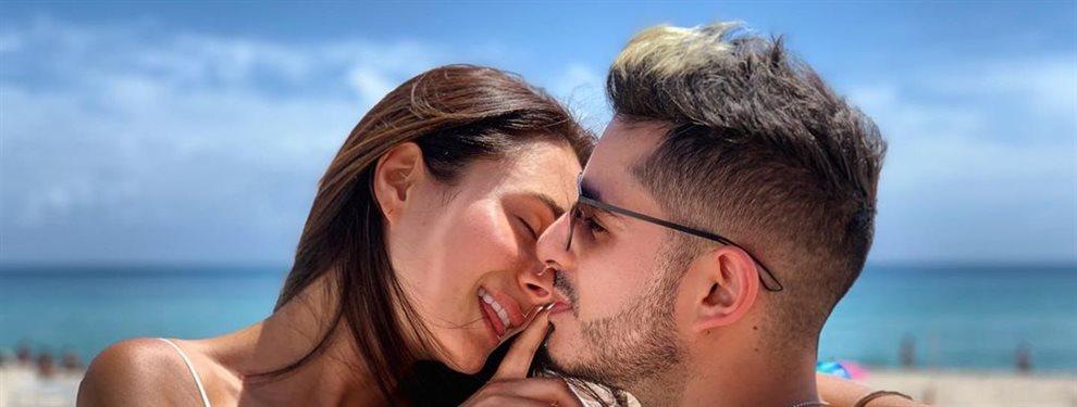Johanna Fandul y Juanse Quintero calientan las redes sociales ¡Con esto!:La pareja no se corta