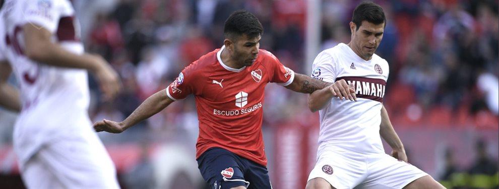 Independiente y Lanús se enfrentaron por la sexta fecha de la Superliga en el estadio Libertadores de América.