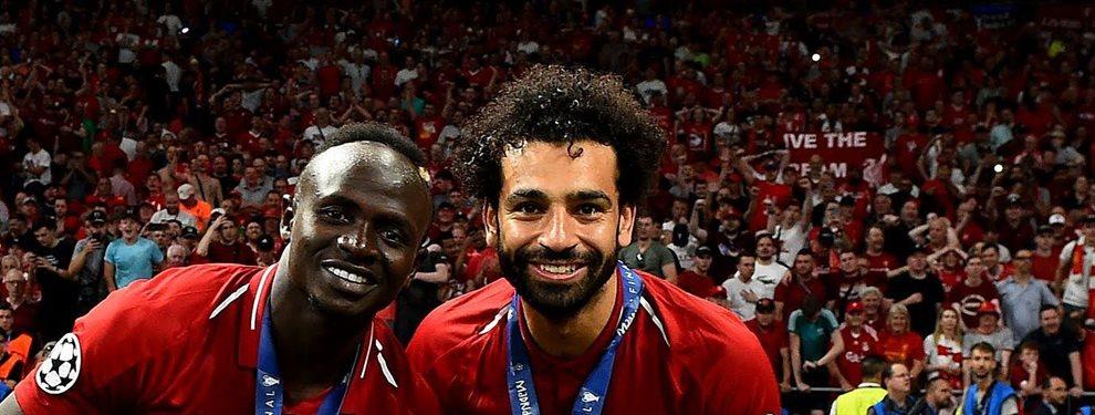 La discusión de ambos jugadores fue a más y el vestuario del Liverpool ha tomado parte del conflicto