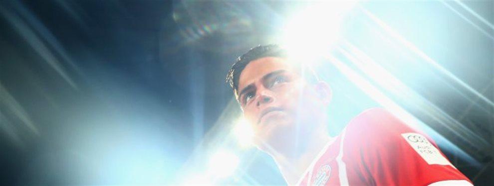 El jugador sabe que le costó mucho ganarse al Bernabéu y no ve con buenos ojos ser incluido en una operación