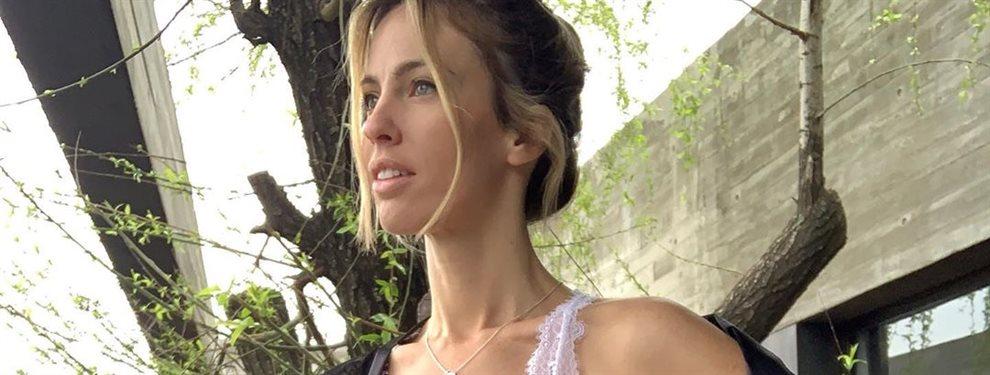 Rocío Guirao se la abre y lo mueve mejor que Shakira ¡Vaya trasero!. La presentadora argentina es viral por este video. Pampita y Sol Pérez no se lo creen