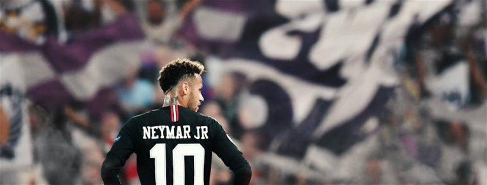 Un peso pesado del vestuario blanco ha hablado alto y claro sobre Neymar y sobre su posible fichaje por el club blanco
