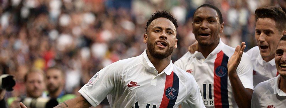 El Manchester United podría hacer una oferta de 150 millones para llevarse a Neymar
