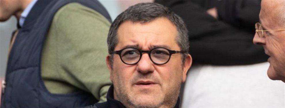LO ÚLTIMO. Ahora Paul Pogba culpa a Mino Raiola ¡Vaya lío!. Las comisiones que exige el agente impidieron que el francés firmara con Madrid o Juventus
