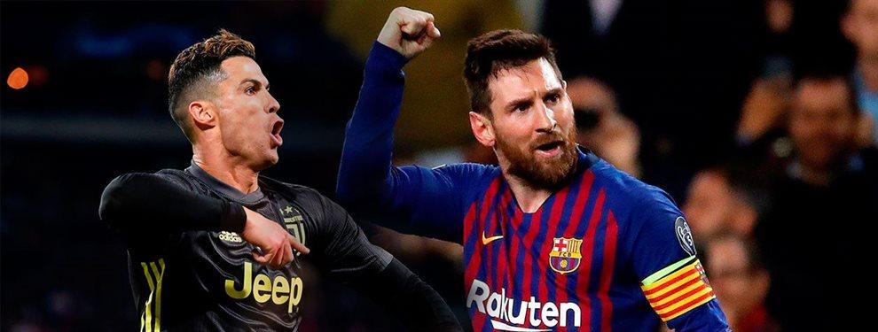 Traiciona a Leo Messi, se ríe de Cristiano Ronaldo ¡y ahora triunfa!. Tremenda decisión de este crack que no pone límites ni techos a sus metas