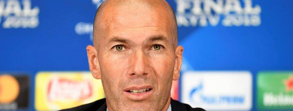 El equipo del Madrid juega con el PSG con la intención de demostrar de que están al lado de Zidane