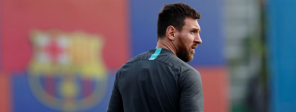 Leo Messi ha pedido a un lateral derecho, que podrían ser Joshua Kimmich o Trent Alexander-Arnold