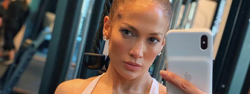 Ni Shakira ni Antonella Roccuzzo, ¡Jennifer López lo tiene como una roca! La reina del Bronx presume de figura y de práctica con… ¡muy bestia!