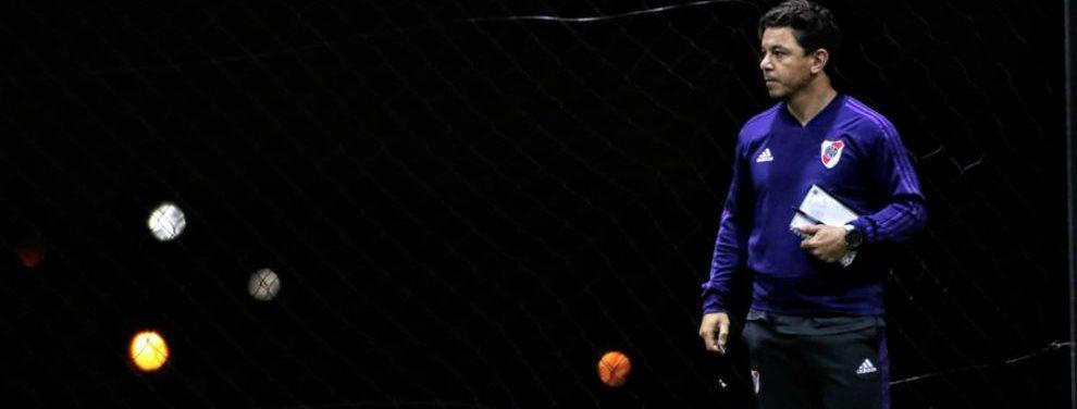 Marcelo Gallardo entregó la lista de convocados para el duelo entre River y Godoy Cruz por la Copa Argentina.