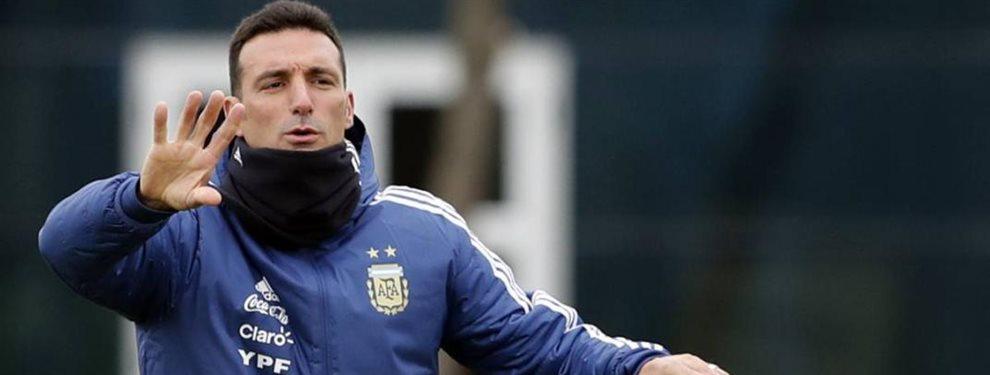 Lionel Scaloni prepara una serie de convocatorias inesperadas para la próxima fecha FIFA.