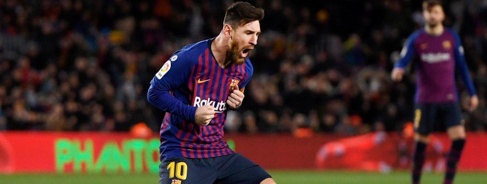 Con la presencia de Lionel Messi entre los suplentes, Barcelona visita al Borussia Dortmund.