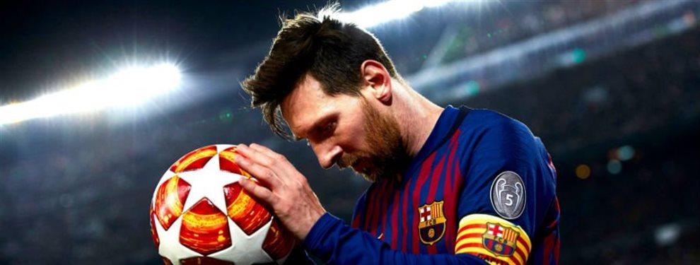 """""""Es muy bueno, le quiero"""" Valverde toca al crack del Borussia. Leo Messi alucina con el nivel del jugador y la plantilla es unánime: ¡Es la bomba!"""