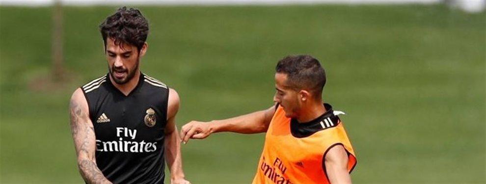 El jugador cuenta con la confianza de Zidane pero la oferta de la Juventus es irrechazable para el Madrid