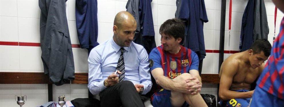 El Barcelona busca sustituto de Messi en el Inglaterra y ya ha encontrado al jugador que cumple las condiciones necesarias