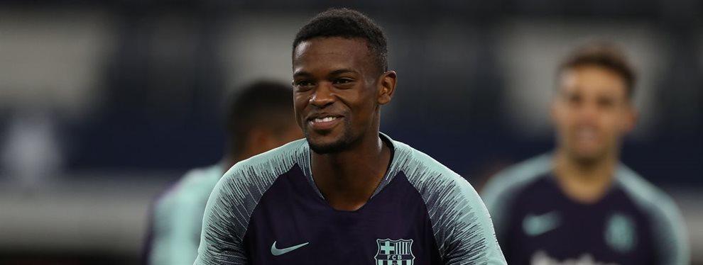 Nelson Semedo está sentenciado en el Barça y ya le buscan relevo. Y hay un tapado: Ander Capa, del Athletic Club