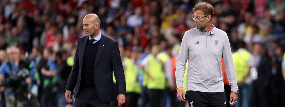 Jürgen Klopp quiere llevarse a Kalidou Koulibaly y adelantarse al Real Madrid, que también lo quiere